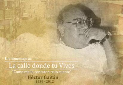 Cover Héctor Gaitán